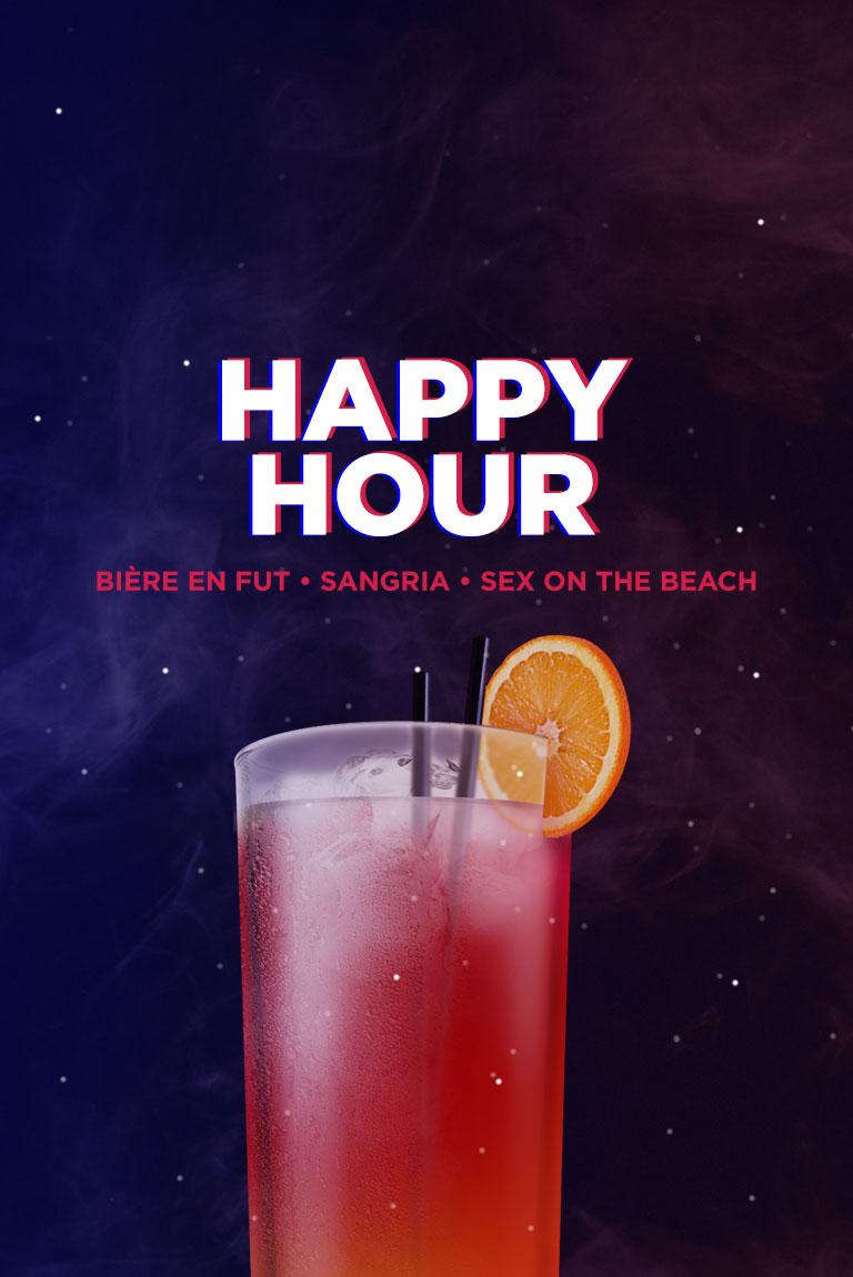 Happy Hour Sex